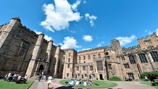 Durham Castle in Durham