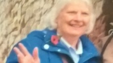 Woman with Alzheimer's missing