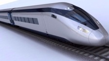HS2 Rail scheme 'facing cost and time pressures' with 'unrealistic timetable'