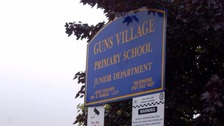 Why is Guns Village School changing its name?