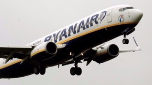 Ryanair flights have been cancelled once again.