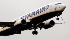 Ryanair cancels 166 flights because of French strike