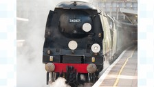 Steam train operator fined over high-speed near miss