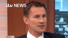 Hunt to join May in bid to become Prime Minister?