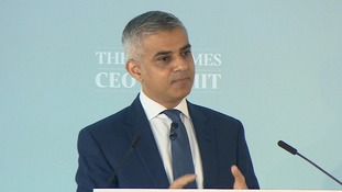 London Mayor Sadiq Khan lays down demand for more control for the capital