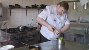 Michelin star Sanquhar chef receives Scottish Chef of the Year award