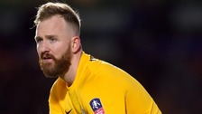 Peterborough United goalkeeper Alnwick signs new deal