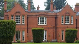 The former Badgeworth Court boarding school