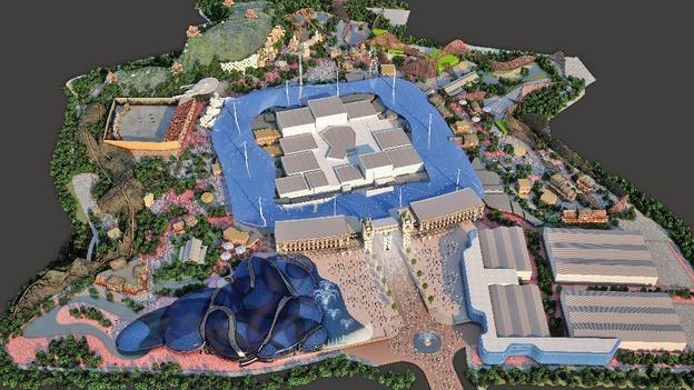 2 billion theme park in UK to rival Disneyland Paris - ITV News