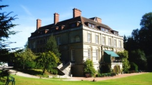 The former Clouds House boarding school