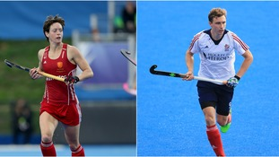 Hannah Macleod and Harry Martin both featured in the 2012 Games.
