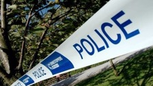 A man has been arrested on suspicion of attempting to murder a police officer.