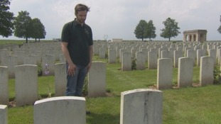One man's journey back to the Somme