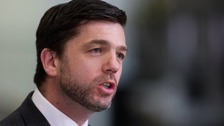Stephen Crabb MP announces Tory leadership bid