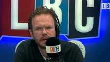LBC's James O'Brien