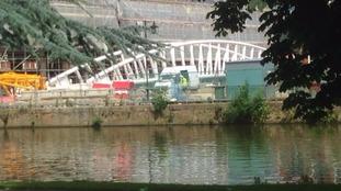 The new bridge at Bedford