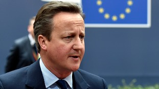 David Cameron will step down in September