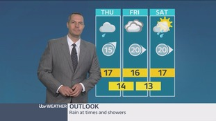 Wales weather: drier overnight, but rain returning