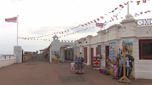 More than 30 shops burgled along Kent pier