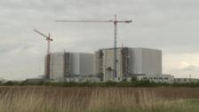 Bradwell power station.