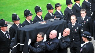 The funerals of Fiona Bone and Nicola Hughes were attended by thousands