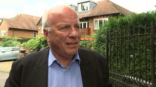 Outgoing FA Chairman Greg Dyke apologises to England fans for early Euro 2016 exit