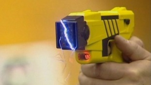 More police in Devon and Cornwall could be armed with Tasers to protect them from assaults. The force is reviewing their use.