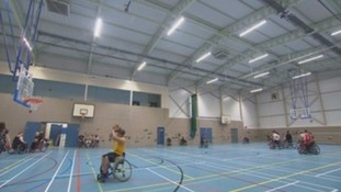 Disabled basketball player campaigns for specialist wheelchair to reach Paralympics
