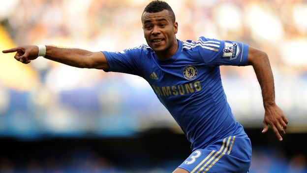 Chelsea&#x27;s Ashley Cole