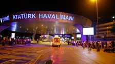 At least 36 killed in suicide attack on Istanbul airport