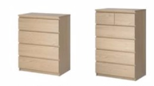 IKEA recalls 36 million chests of drawers and dressers after three child deaths