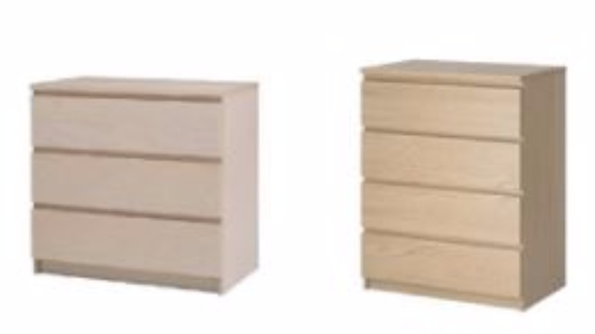 Ikea Recalls 36 Million Chests Of Drawers And Dressers