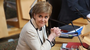 Sturgeon to meet European Parliament President in bid to keep Scotland in EU