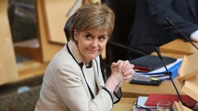 Sturgeon to hold talks in bid to keep Scotland in EU