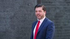 Crabb says he wants to unite the Conservative Party