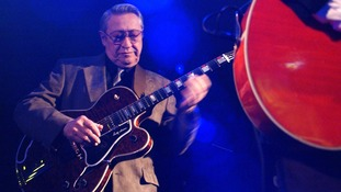 Elvis Presley's first guitarist Scotty Moore dies