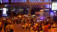 At least 36 killed in 'heinous' suicide attack on Istanbul airport