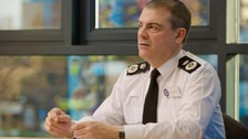 West Midlands Police Chief Constable Dave Thompson.