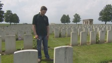 WATCH: One man's journey back to the Somme