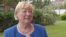 North West Durham MP Pat Glass