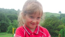 April Jones went missing in Wales a week ago