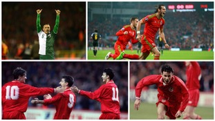 Euro 2016: Wales v Belgium over the years