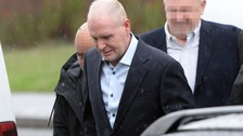 Paul Gascoigne pleads not guilty to racially aggravated offence
