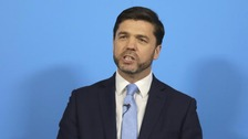 Stephen Crabb launches Conservative leadership bid