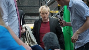 Angela Eagle MP.