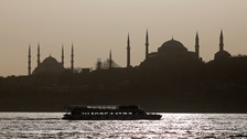 Istanbul's popularity as a city break destination has declined this year.