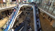 The Bullring is one of many shopping centres making the change