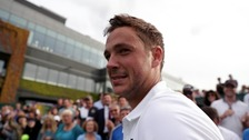 Wokingham wildcard to take on Federer at Wimbledon