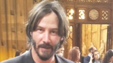 Hollywood star Keanu Reeves meets Midlands MP