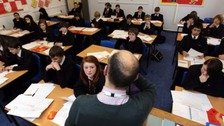 North-south divide in secondary schools needs 'urgent action'